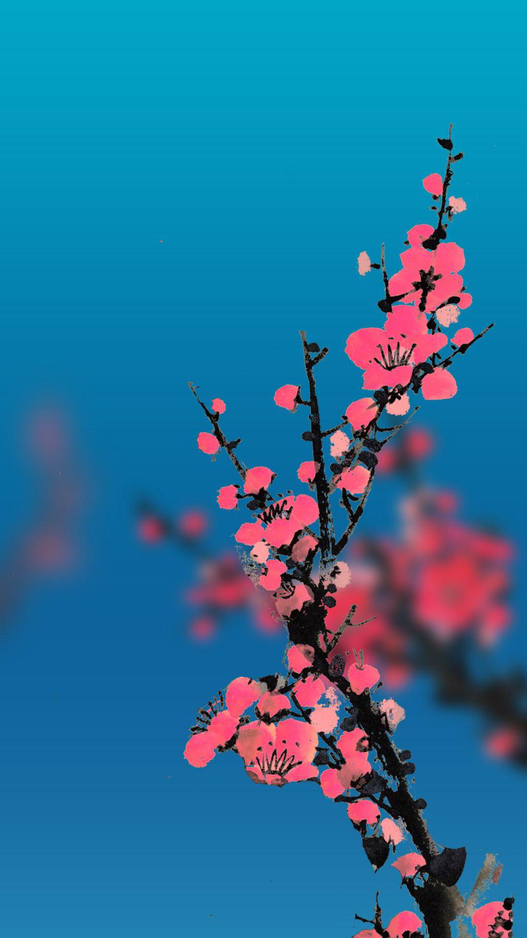 Chia sẻ bộ hình nền hoa cỏ dành cho Xiaomi Redmi Note 4