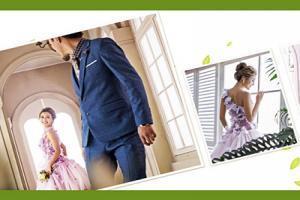 Chia sẻ PSD mẫu thiết kế album ảnh cưới đẹp số 22