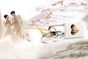 Chia sẻ mẫu PSD thiết kế album ảnh cưới đẹp