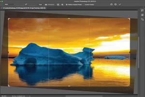 Tính năng tự chèn cảnh khi crop trong Photoshop CC 2015.5