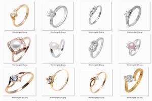 Chia sẻ bộ png nhẫn cưới độc đáo