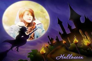 Ghép ảnh halloween online chỉ với vài giây