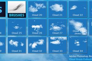 Chia sẻ bộ brushes mây ấn tượng