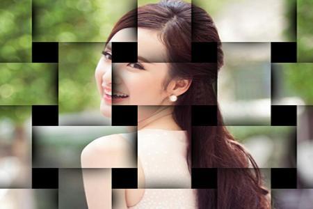 Chia sẻ photoshop action hiệu ứng đan xen  miễn phí