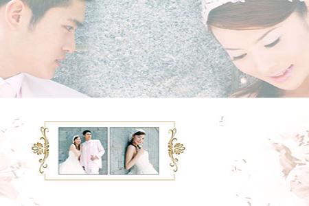 Share psd mẫu thiết kế album ảnh cưới