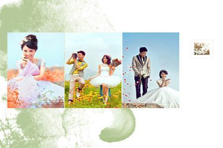 Chia sẻ PSD mẫu thiết kế album ảnh cưới đẹp số 23