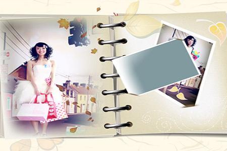 Mẫu thiết kế album ảnh cưới ebook đẹp