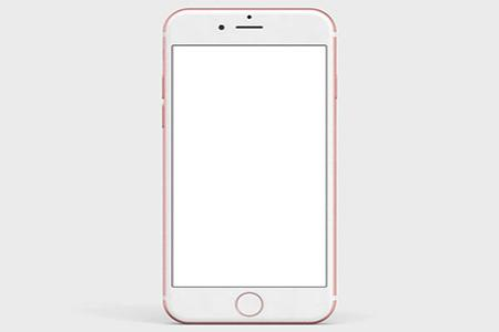 Chia sẻ file mockup iphone 6s gold miễn phí