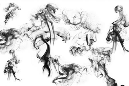 Chia sẻ file brushes khói cho photoshop