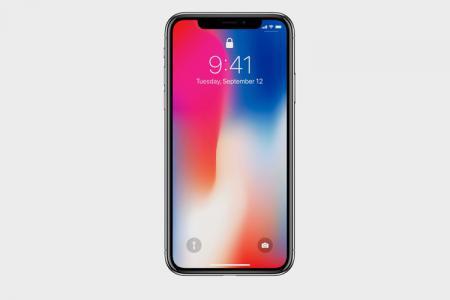 Chia sẻ iPhone X Mockup – PSD